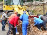平和山公園(藤園)清掃