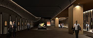 新千歳空港直結 PORTOM INTERNATIONAL HOKKAIDO 2020年1月開業予定